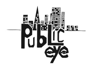 logo of Public Eye, the band