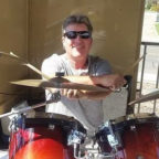 Jim Hamilton, drummer for Public Eye
