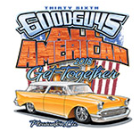 36th GoodGuys All American Get-Together Car Show - logo